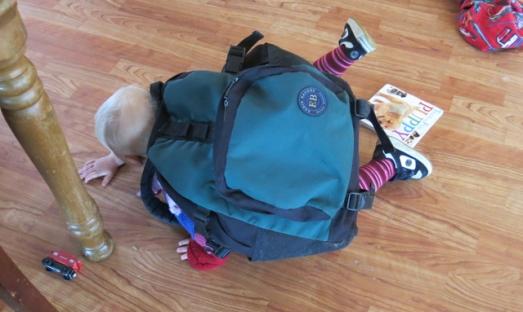 Nola Mae backpack fall