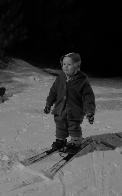 First Ski 2013 (2/5)