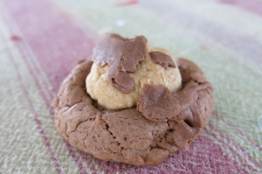 Cookie Chocolate Peanut butter