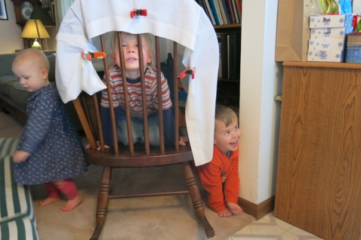 Fort at Granny's