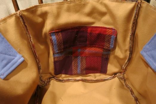 bag Jack's racquetball pocket