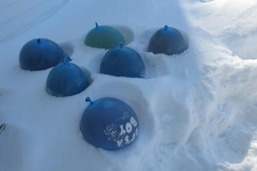 ice ballons