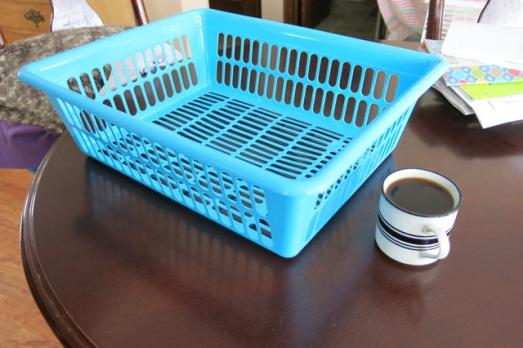 ice dye basket