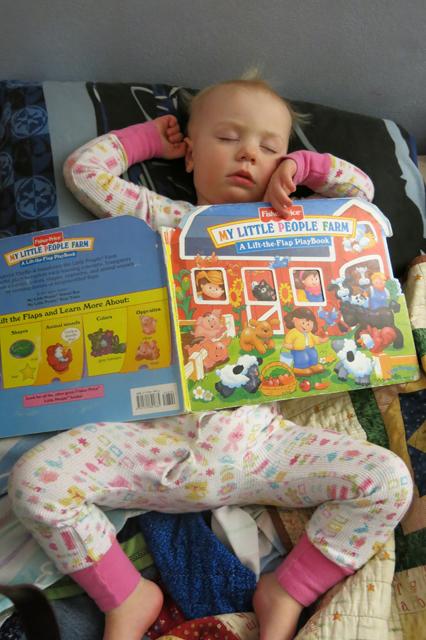 reading to sleep