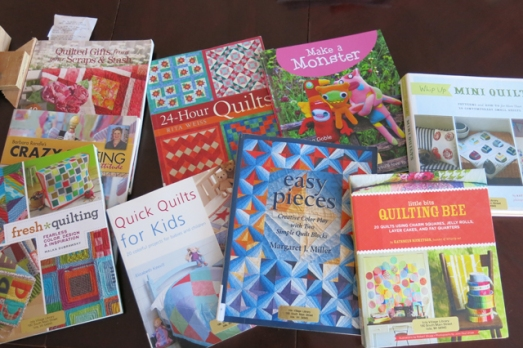 sewing books inspirations