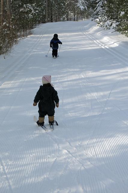 Ski Henry leaves us
