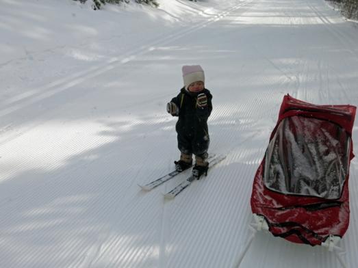ski snow eater