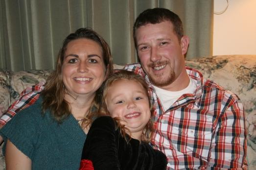 Eric Hamm & family