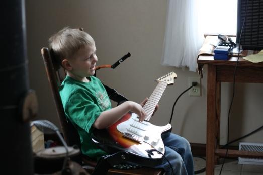 Henry guitar