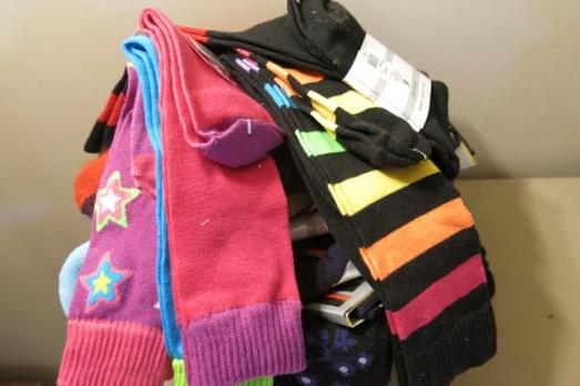 UFO socks for babyleggs