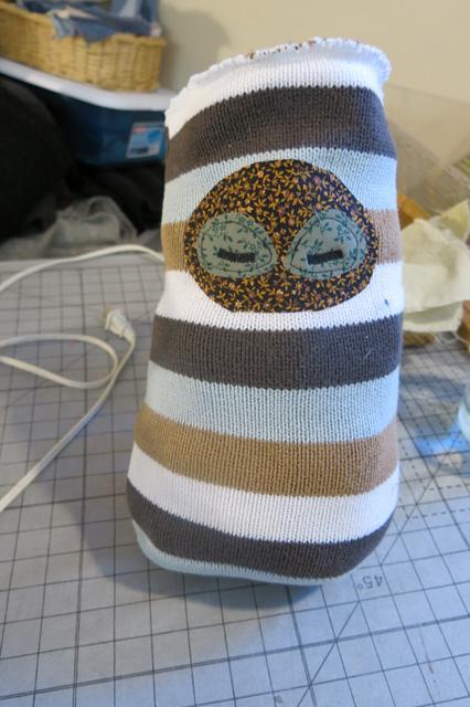 UFO Sweater Owl