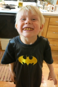 Henry batman rotten teeth