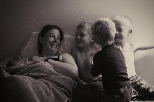 Nola Mae's birth boys blog