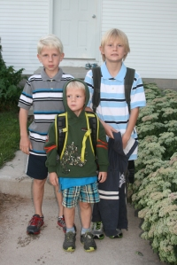 Frist day of school 2013