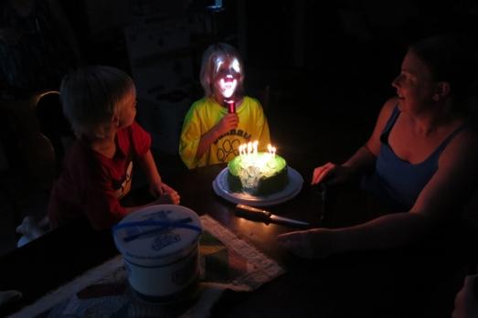 charlie bday cake 9 yr