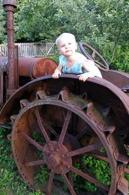 Nola Mae Tractor