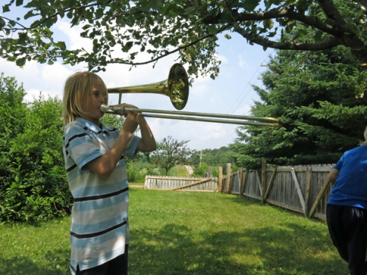 Robbie Trombone 2
