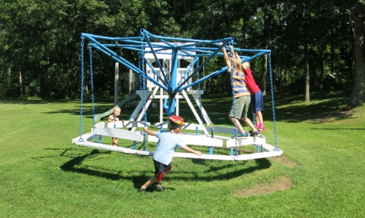 big falls playground