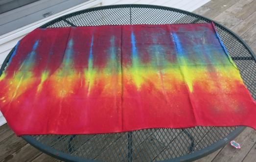 dye LWI rainbow