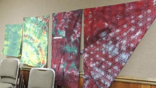dye Norske Needlers LWI Fabrics 2
