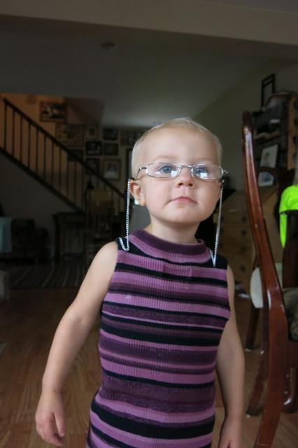 Nola Mae Granny glasses