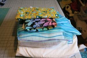bday fabric