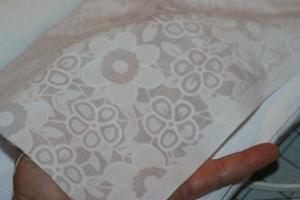 dye blank for scarf