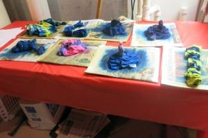dye table