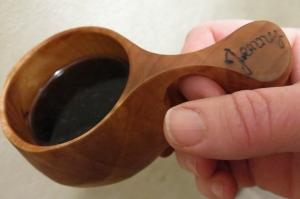 Kuksa cup espresso