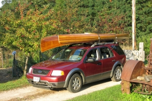 paddle car fall 2014