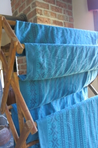 wrap ellevill Jack drying