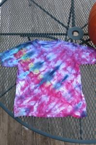 dye ice t-shirt
