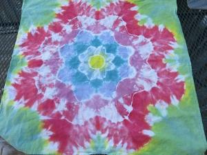 dye towel mandala Anita 1
