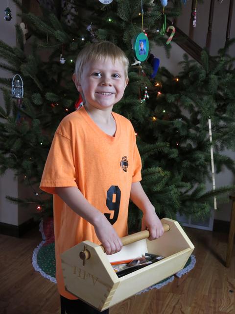 Henry's tool box