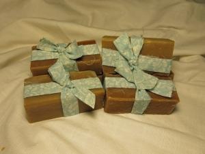 soap vanilla & patchouli
