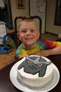 Henry birthday cake 6