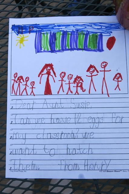 Henry's letter