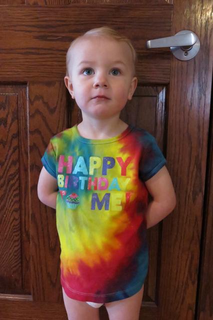 Nola Mae Birthday