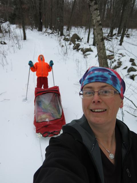1st ski 2015 1