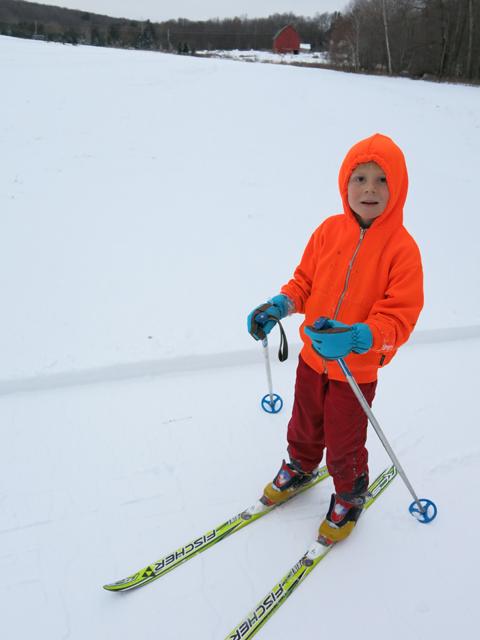 1st ski 2015 5