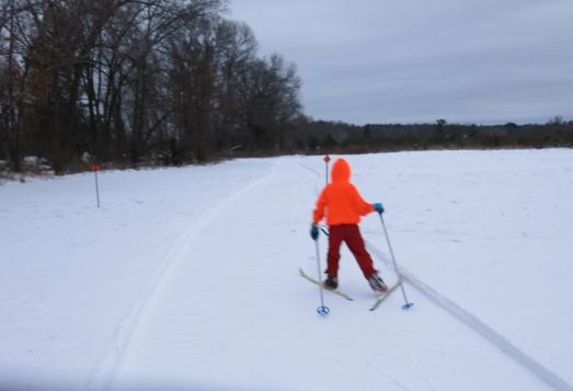 1st ski 2015 6