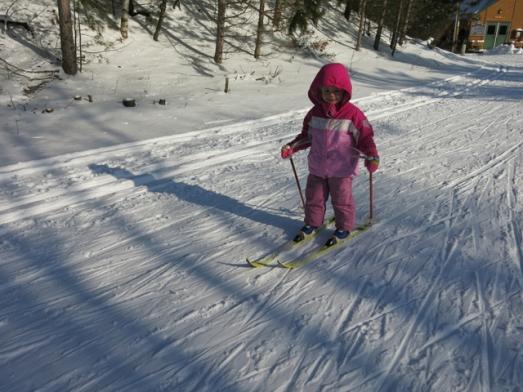 ski hill first 10 minutes