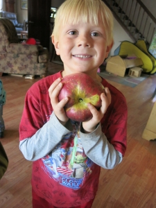 Henry biggest apple