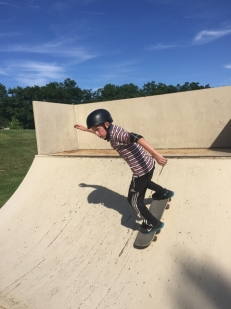 charlie skateboard